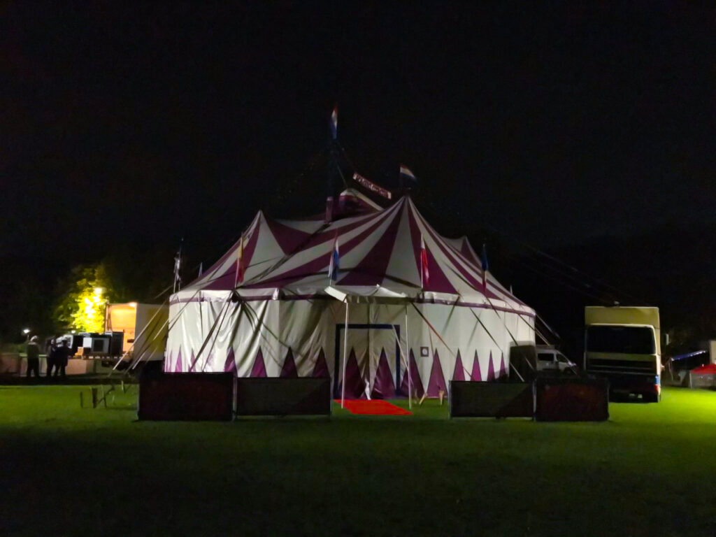 Magic Circus stopt tournee 2020