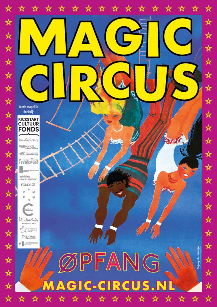 Magic Circus ØPFANG 2021