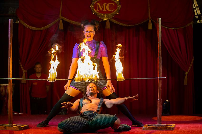 Duo Musa 2 - Magic Circus ØPFANG 2021 - Fotograaf Piet-Hein Out