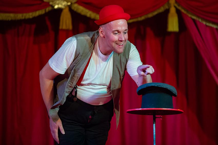 Jofri 1 - Magic Circus ØPFANG 2021 - Fotograaf Piet-Hein Out