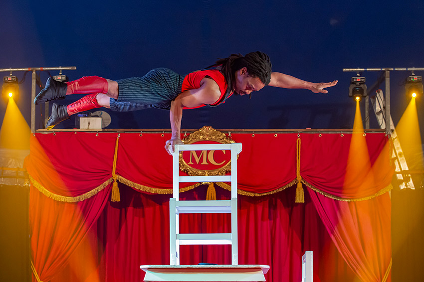 Salim 1 - Magic Circus ØPFANG 2021 - Fotograaf Piet-Hein Out